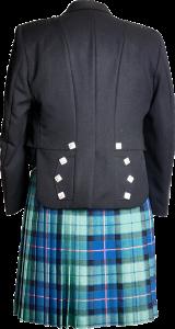 Prince Charlie Jacket - Back