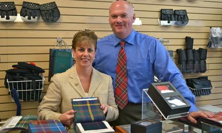 Iain and Moira Donaldson