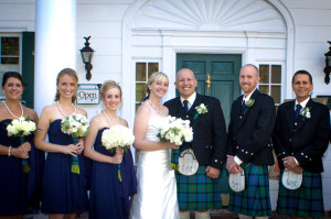MacCombie Wedding Kilt Rental