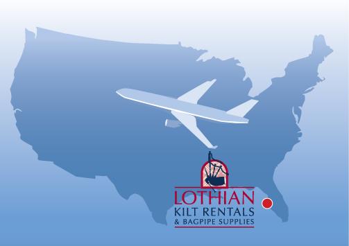 Lothian Kilt Rentals US Location